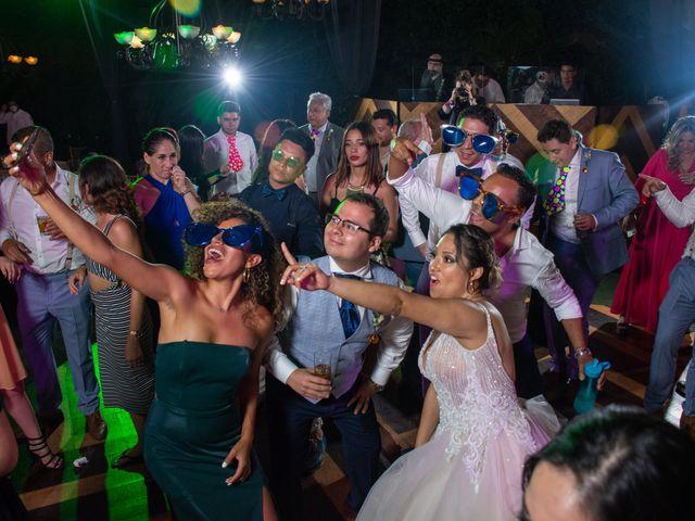 La boda de Héctor y Sara en Jiutepec, Morelos 68