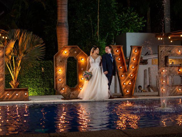 La boda de Héctor y Sara en Jiutepec, Morelos 72
