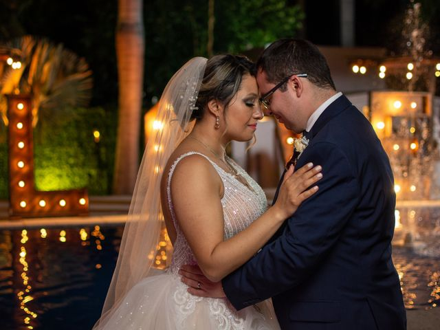 La boda de Héctor y Sara en Jiutepec, Morelos 74