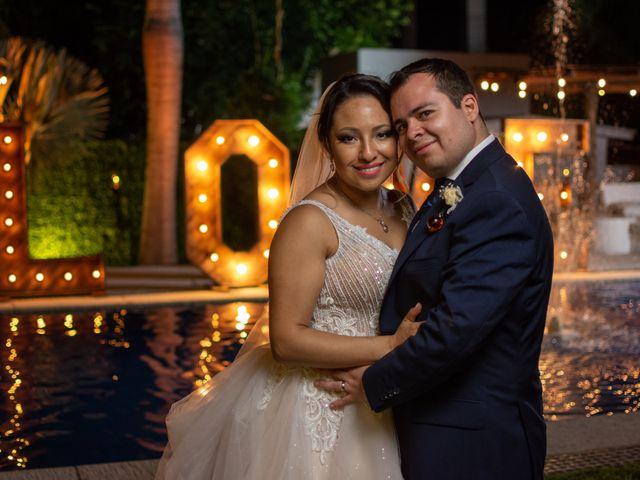 La boda de Héctor y Sara en Jiutepec, Morelos 75