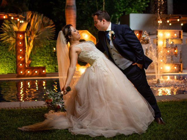 La boda de Héctor y Sara en Jiutepec, Morelos 76