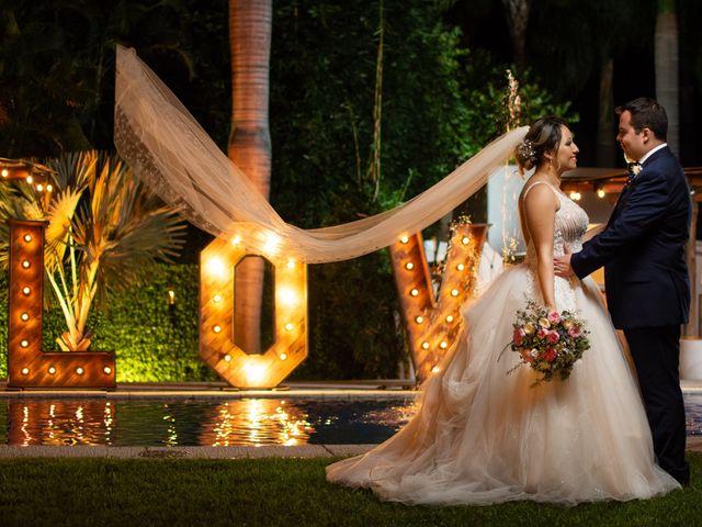 La boda de Héctor y Sara en Jiutepec, Morelos 77