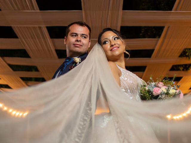 La boda de Héctor y Sara en Jiutepec, Morelos 78