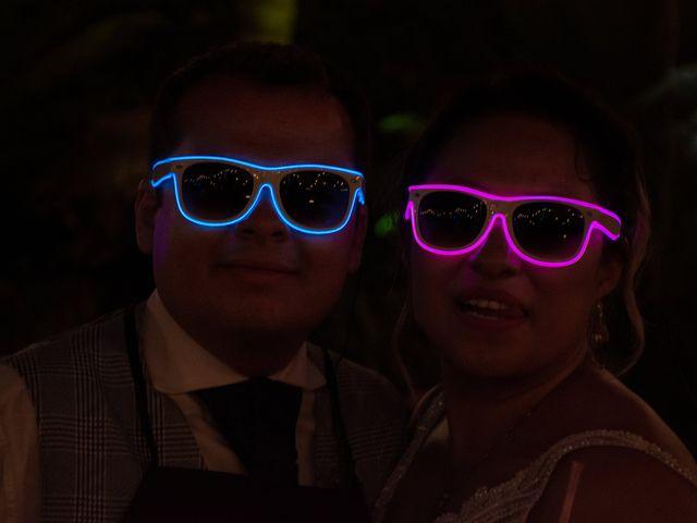 La boda de Héctor y Sara en Jiutepec, Morelos 82