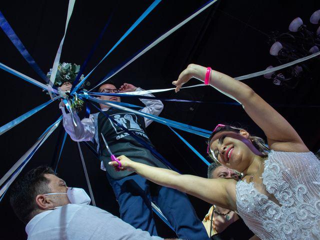 La boda de Héctor y Sara en Jiutepec, Morelos 85