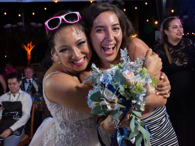 La boda de Héctor y Sara en Jiutepec, Morelos 87