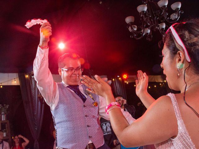 La boda de Héctor y Sara en Jiutepec, Morelos 89