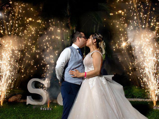 La boda de Héctor y Sara en Jiutepec, Morelos 95
