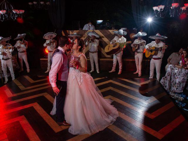 La boda de Héctor y Sara en Jiutepec, Morelos 96