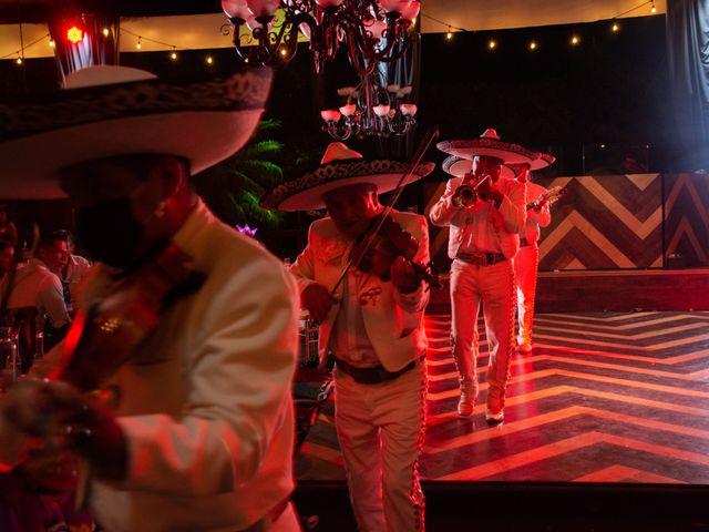La boda de Héctor y Sara en Jiutepec, Morelos 98