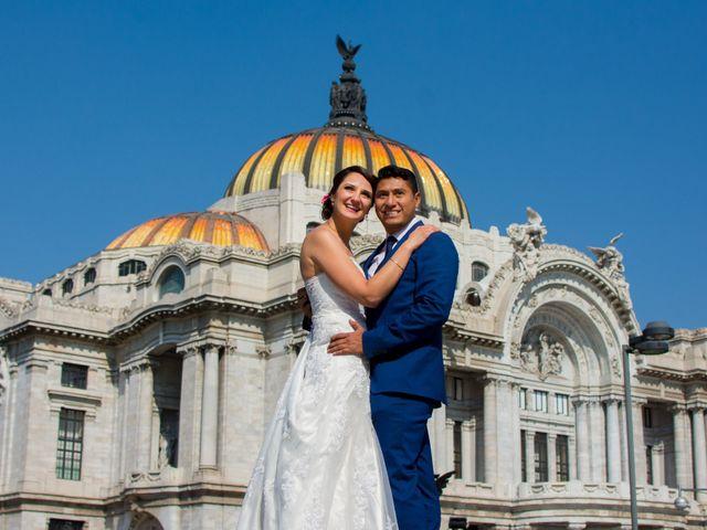 La boda de Carmen y Saúl