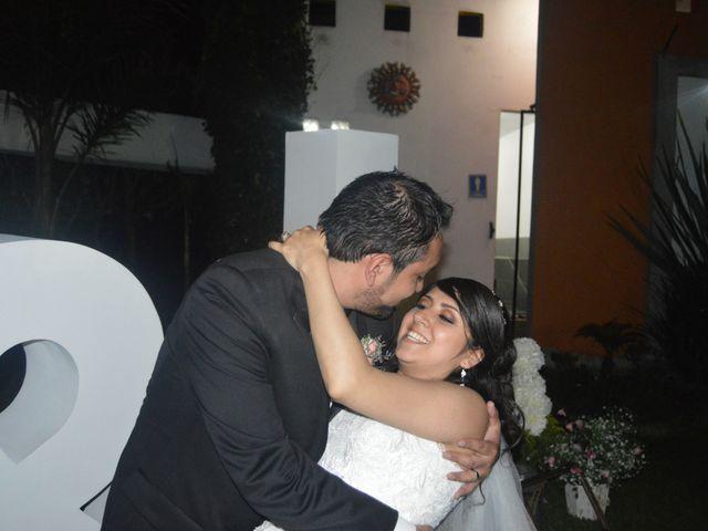 La boda de Joselyn y Leonardo