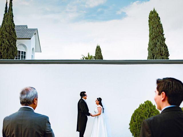 La boda de Paulina y Xavier