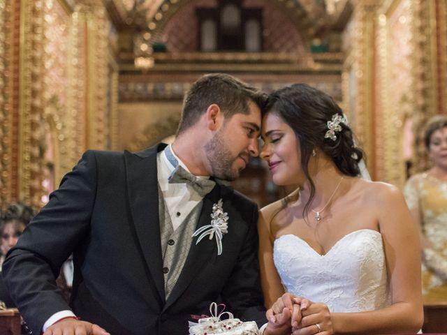 La boda de Mariel y Martín