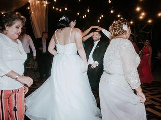 La boda de Sayra y Víctor 1