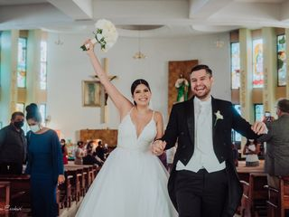 La boda de Sayra y Víctor