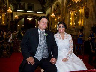 La boda de Nancy y Edgar