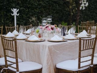 La boda de Daniela y Bladimir 1