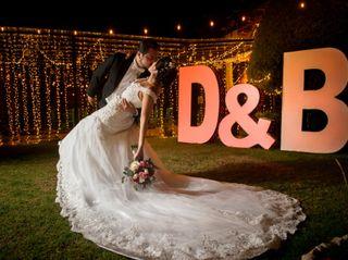 La boda de Daniela y Bladimir