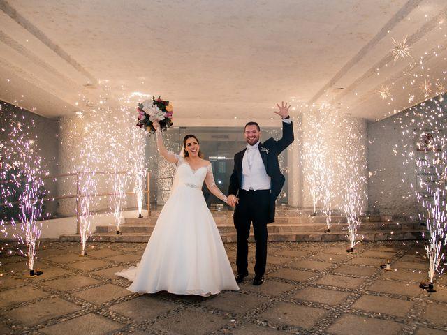 La boda de Andrea y Uriel