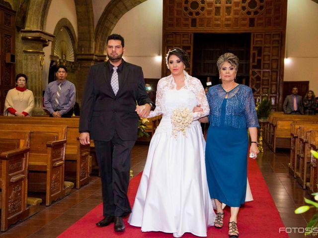 La boda de Edgar y Nancy en Guadalajara, Jalisco 1