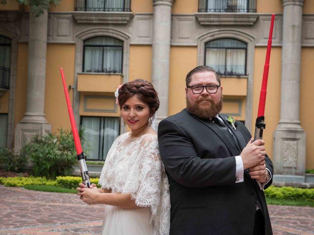 La boda de Chabela y Esteban