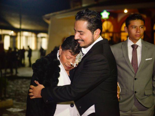 La boda de Bladimir y Daniela en San Cristóbal de las Casas, Chiapas 48