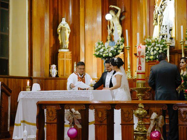 La boda de Bladimir y Daniela en San Cristóbal de las Casas, Chiapas 74