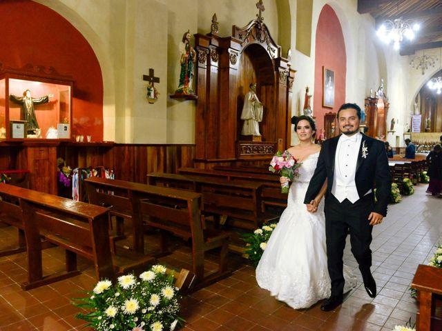 La boda de Bladimir y Daniela en San Cristóbal de las Casas, Chiapas 80