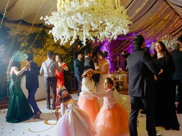 La boda de Bladimir y Daniela en San Cristóbal de las Casas, Chiapas 126