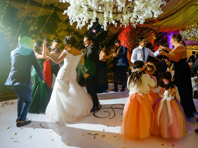 La boda de Bladimir y Daniela en San Cristóbal de las Casas, Chiapas 127