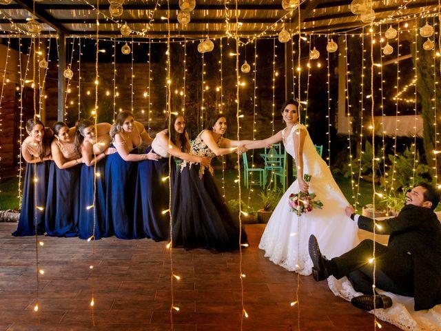 La boda de Bladimir y Daniela en San Cristóbal de las Casas, Chiapas 156