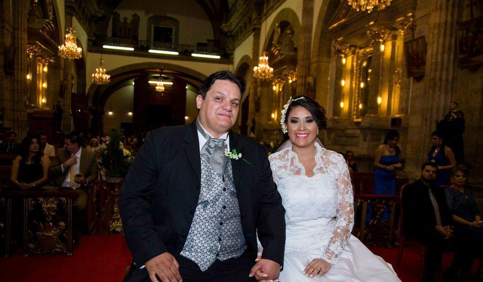 La boda de Edgar y Nancy en Guadalajara, Jalisco