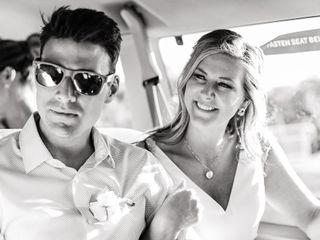 La boda de Jenna y Andrew