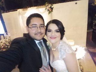 La boda de Aneth y Pedro