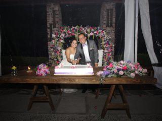 La boda de Triana y Mau 1