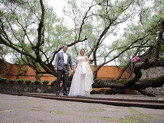 La boda de Triana y Mau 2