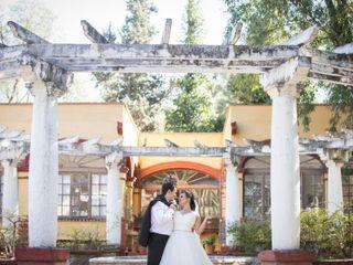 La boda de Alina y Rafael