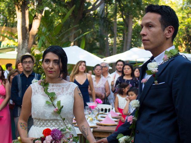La boda de Ximena y Raúl