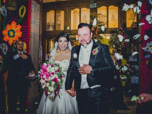 La boda de Nabila y Alejandro