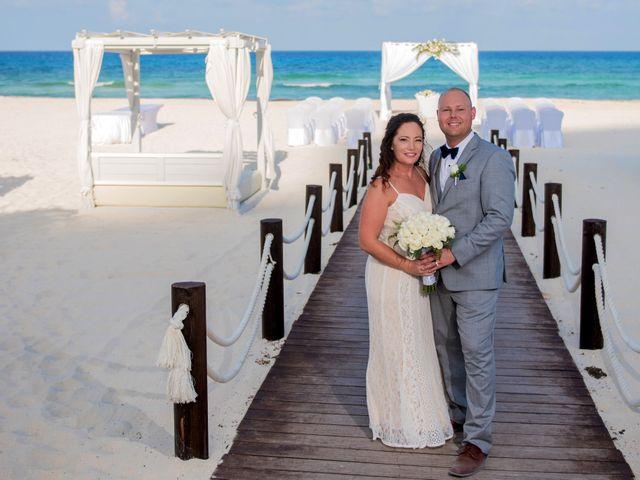 La boda de Stephennie y Adam
