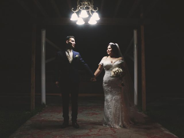 La boda de Gissela y Sergio