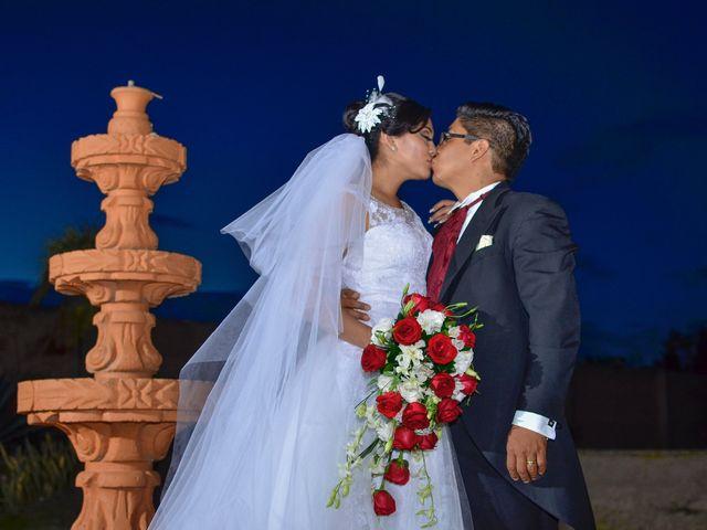 La boda de Vianet y Eddie