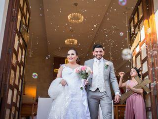 La boda de Laura y Álex