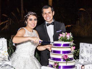 La boda de Moncerrat y Rodrigo