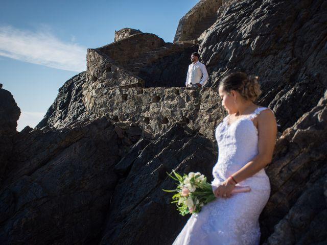 La boda de Álex y Laura en Manzanillo, Colima 5