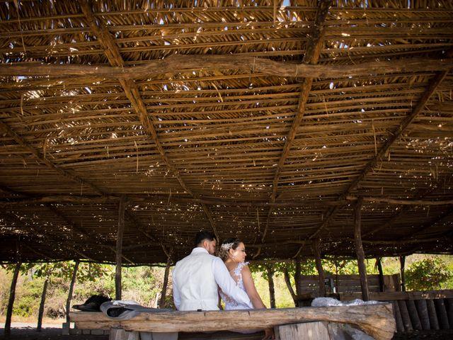 La boda de Álex y Laura en Manzanillo, Colima 16