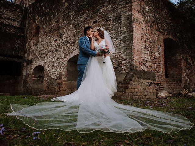 La boda de Angie y Nata
