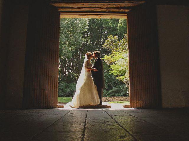 La boda de Mariana y Leonardo