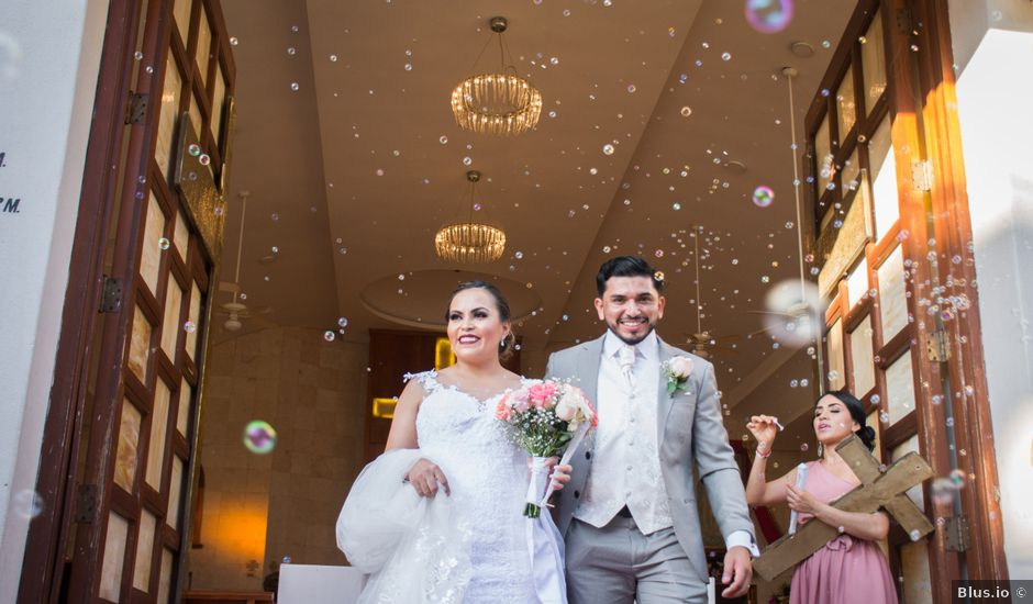 La boda de Álex y Laura en Manzanillo, Colima